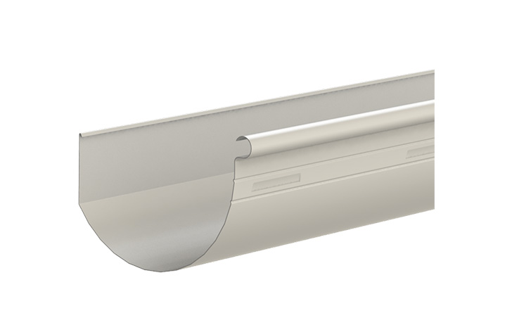 Flat Back Half Round Roofing Profiles